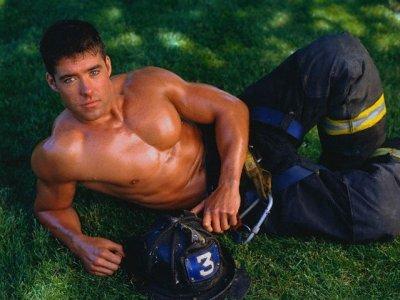 firemen thier fire